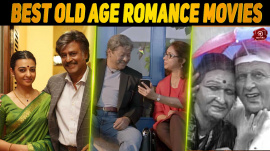 Old Age Romance In Kollywood-a Welcome Change