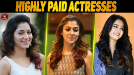 Top 10 Highly Paid Actresses In Kollywood