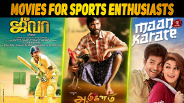 Top 10 Kollywood Movies For Sports Enthusiasts