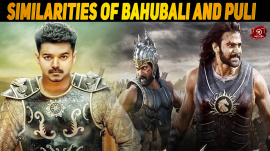 Top 10 Similar Things In Movies Puli And Baahubali
