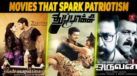 Top 10 Tamil Movies That Spark Patriotism