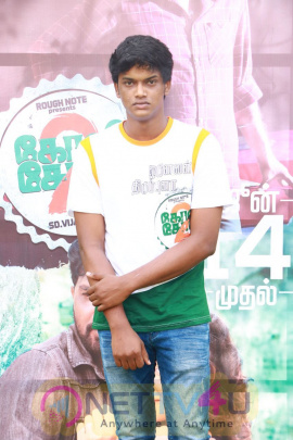 Goli Soda 2 Press Meet Images