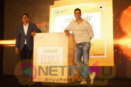 Akshay Kumar At Swarn Sathi Gutka Launch-2 Images Hindi Gallery