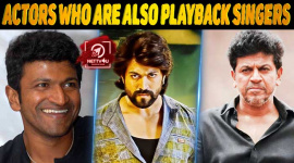 Kannada Actors Who Are Also Playback Singers
