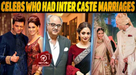 South Indian Celebs Who Had Inter Caste Marriages