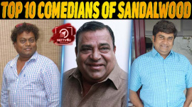 Top 10 Comedians Of Sandalwood