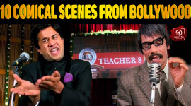 Top 10 Comical Scenes From Bollywood