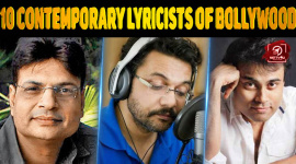 Top 10 Contemporary Lyricists Of Bollywood