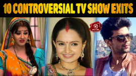 Top 10 Controversial TV Show Exits
