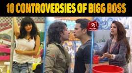 Top 10 Controversies Of BIGG BOSS
