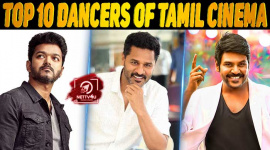 Top 10 Dancers Of Tamil Cinema