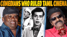 Top 10 Generation Of Comedians Who Ruled Tamil Cinema