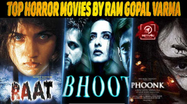 Top 10 Horror Movies By Ram Gopal Varma