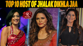 Top 10 Host Of Jhalak Dikhla Jaa