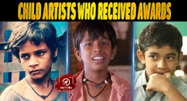 8 Child Artists Who Received Awards