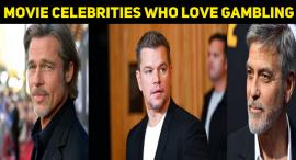 Five Movie Celebrities Who Love Gambling