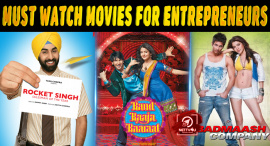 Top 10 Must Watch Bollywood Movies For Entrepreneurs
