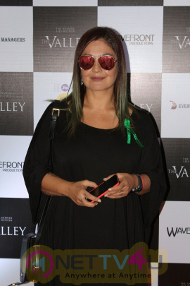 Pooja Bhatt & Suchitra Pillai Talk About Film The Valley Pics