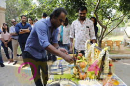 Game Over Movie Pooja Pics Tamil Gallery