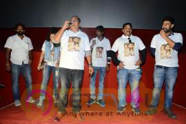 London Babulu Movie Team At V Max Vizag Pics Telugu Gallery