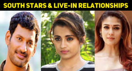 10 South Indian Stars Who Were In Live-in Relationship