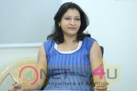 Actress Manjula Ghattamaneni Interview Images