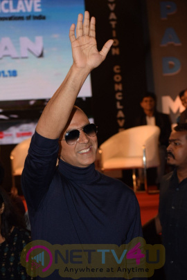 Akshay Kumar And Sonam Kapoor Promote Pad Man At Innovation Conclave Hindi Gallery