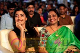 Chalo Movie Success Meet Images Telugu Gallery