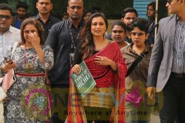Rani Mukerji At Did Dance Show At P3 Studio Malad Pics