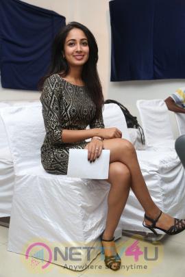Actress Aditi Chengappa New Stunning Photoshoot Telugu Gallery