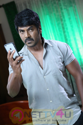 Sivalinga Tamil Movie Stunning Stills