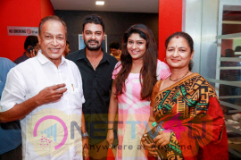 Nadigaiyar Thilagam Premiere Show Images