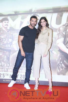 Parmanu Movie Trailer Launched  Hindi Gallery