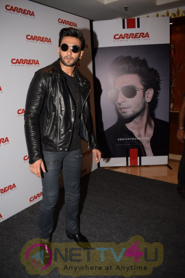 Ranveer Singh Came To Launch Of Carrera Driveyour Story In Lalit Intercontinental