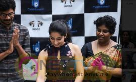 Professor Heroine Seba Koshy Birthday Celebrations Pics Telugu Gallery