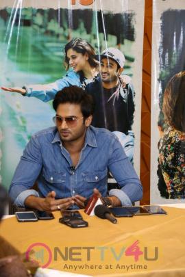 Sudheer Babu Interview Rocking Stills