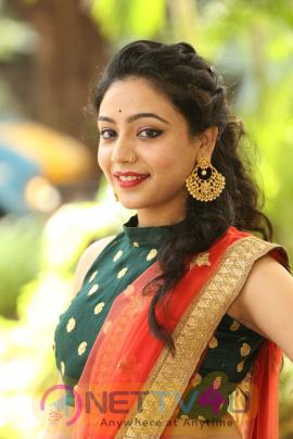 Actress Oindrila Chakraborty Good Looking Images Telugu Gallery