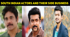 South Indian Actors And Their Side Business