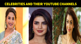 Top 10 Bollywood Celebrities And Their YouTube Channels