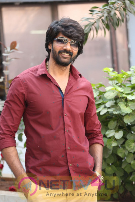Actor Naveen Chandra Interview Pics