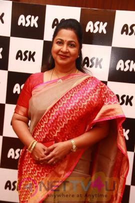 Actor  Sarathkumar ASK App Launch Event Stills