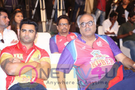 Celebrity Cricket League Pics