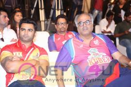 Celebrity Cricket League Pics Telugu Gallery