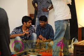Enakkenave AlbumSong Making Stills Tamil Gallery