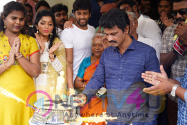 Director Cheran Birthday Celebration Pics