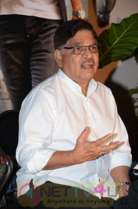 Producer Allu Aravind Interview Stills