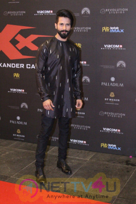 Red Carpet Premiere Of Movie XXX-Return Of Xander Cage Photos Hindi Gallery