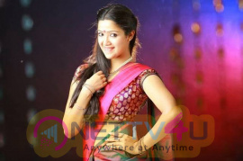 Actress Abhirami Suresh Lovely Images