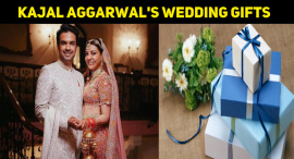 Kajal Aggarwal's Wedding Gifts From Actresses And Actors