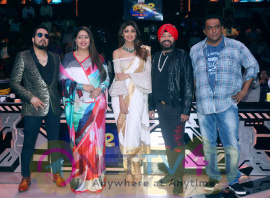 Daler Mehndi & Mika Singh On The Sets Of Reality Show Super Dancer Photos Hindi Gallery